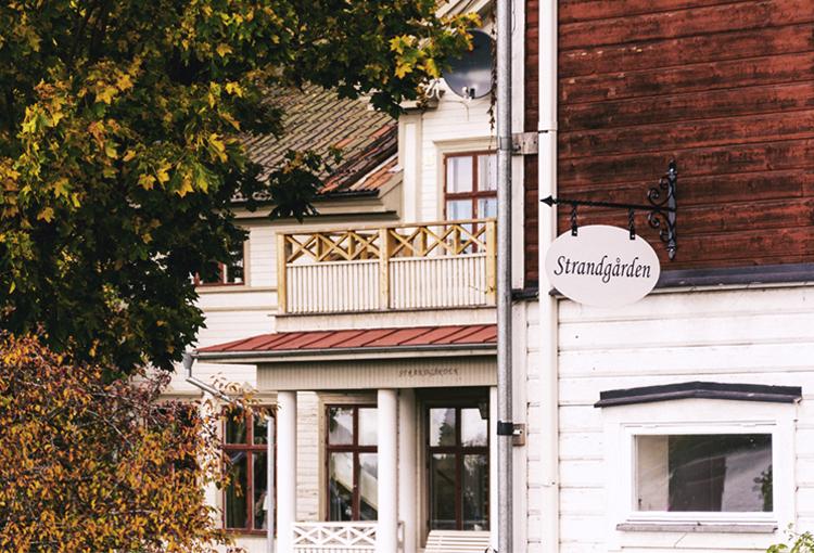 HVB-hem Strandgården - Landa